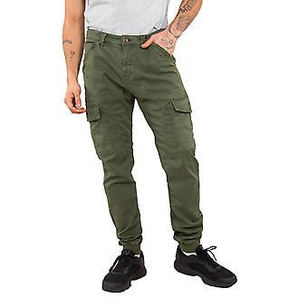 Alpha industries men's cargo pants spark
