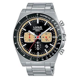 LORUS Orologio Cronografo Quarzo Uomo con Cinturino in Acciaio Inox RT351GX9