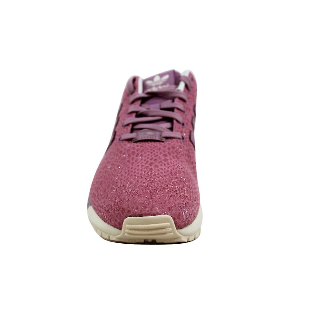 f55f7b73d0e36 Adidas ZX Flux W Pink Pink-White B35311 Women s