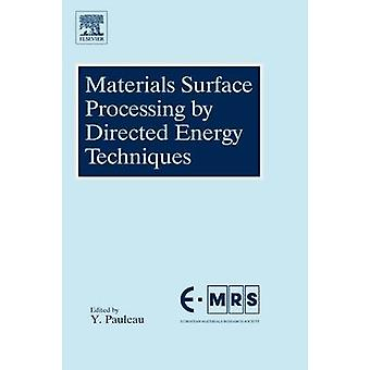 Materials Surface Processing by Directed Energy Techniques by Pauleau & Yves