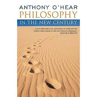 Filosofi i det nye århundrede kontinuum kompakt af OHear & Anthony