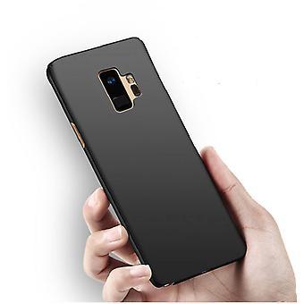 Черный минималистичный чехол для Samsung Galaxy S9