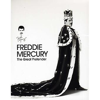 Freddie Mercury - Freddie Mercury : The Great Pretender [BLU-RAY] USA import
