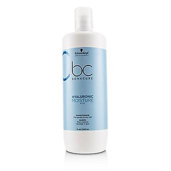 Schwarzkopf Bc Bonacure Hyaluronic Moisture Kick Conditioner (for Normal To Dry Hair) - 1000ml/33.8oz