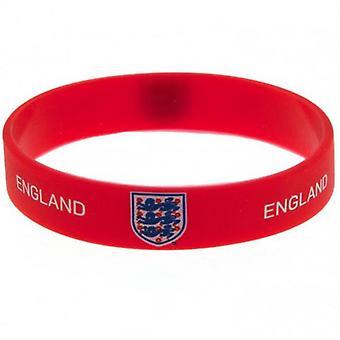 England F.A. Silicone bracelet
