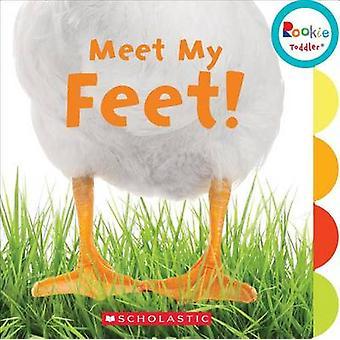 Meet My Feet - 9780531226216 Book