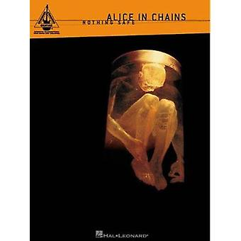 Alice in Chains - Nothing Safe - 9780634011771 Book
