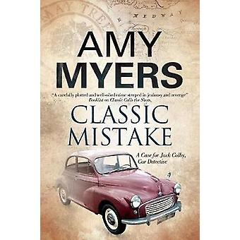 Classic Mistake by Amy Myers - 9780727893208 Book