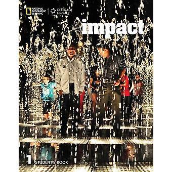 Impact 1 (British English) - No.1 by Lesley Koustaff - 9781337281065 B