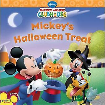 Mickey's Halloween Treat by Thea Feldman - Inc Loter - 9781423109839