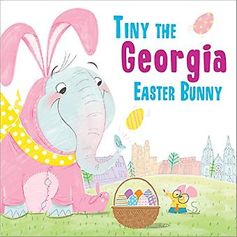 Tiny the Georgia Easter Bunny by Eric James - 9781492659228 Book