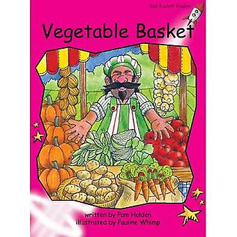 Vegetable Basket by Pam Holden - Pauline Whimp - 9781927197509 Book