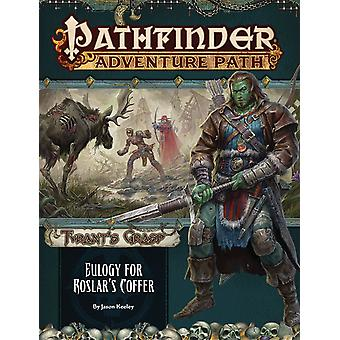 Pathfinder Adventure Path Eulogy for Roslar s Coffer Tyrant s Grasp 2 of 6 Book