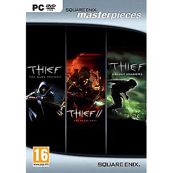 Thief Triple Pack The Dark Project The Metal Age Deadly Shadows PC Game