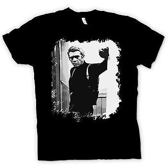Kids T-shirt - Steve Mcqueen - Bullit - Retro