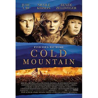 Cold Mountain (Single Sided Regular) (2003) Original Cinema Poster