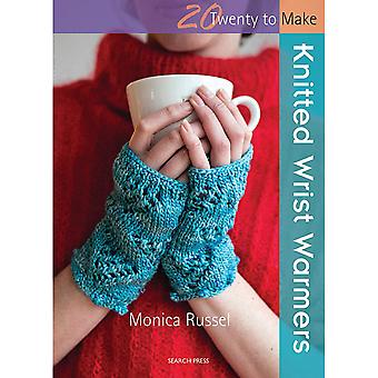 Search Press Books 20 To Make Knitted Wrist Warmers Sp 89756