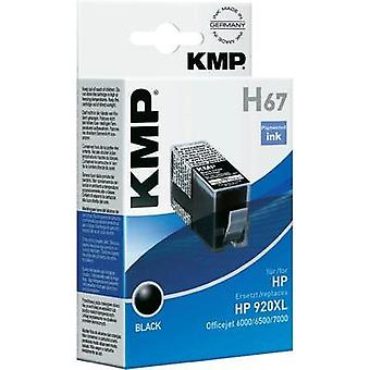 KMP Ink replaced HP 920, 920XL Compatible Black H67 1717,0051