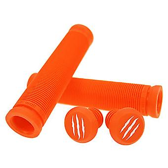 Bestial Wolf handgrips Orange (Outdoor , On Wheels , Protection And Accessories)