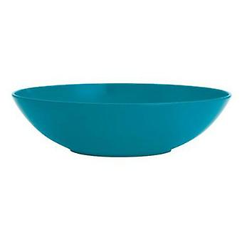 Zak Barbecue Plato Hondo Aqua (Home , Kitchen , Kitchenware and pastries , Silverwares)
