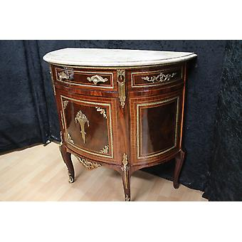 Baroque sideboard antique style chest marble baroque antique style Louis xv MkBa0048Bg