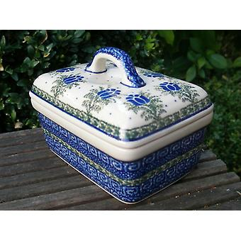 Box butter dish, 250 g, unique 7 - BSN 10298