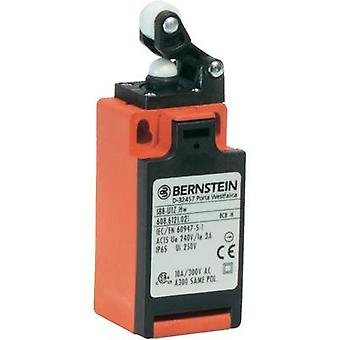Limit switch 240 Vac 10 A Lever momentary Bernstein AG I88-SU1Z HW IP65 1 pc(s)