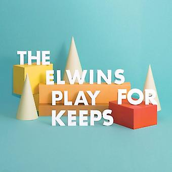 The Elwins - Play for Keeps [Vinyl] USA import