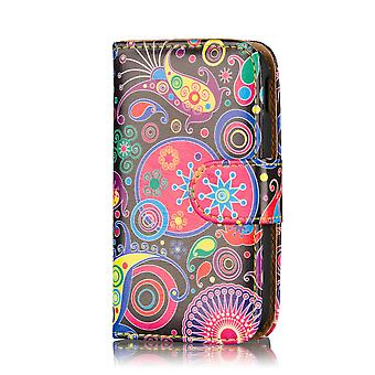 Design book case for Motorola Moto G3 (Moto G 3rd Gen, 2015) - Jellyfish
