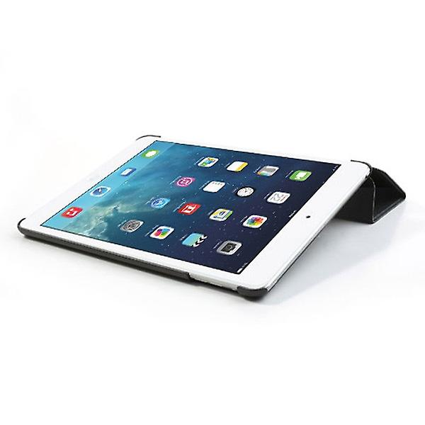 Smart cover black for Apple iPad air + foil and touch pen