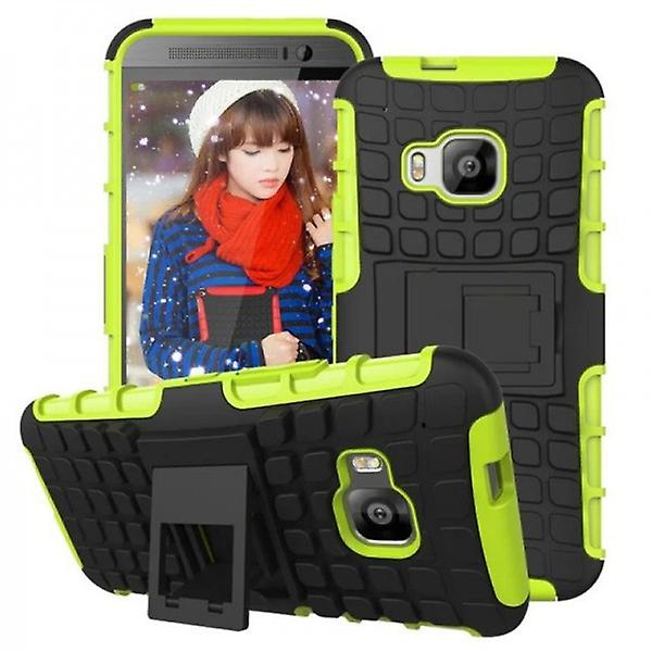Hybrid case 2 piece SWL robot for various HTC models
