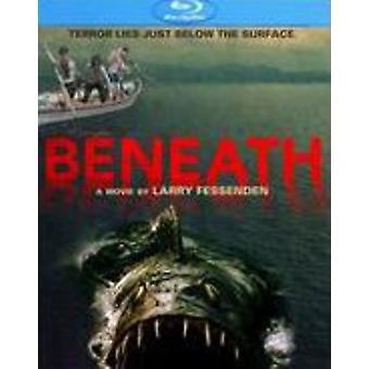 Beneath [BLU-RAY] USA import