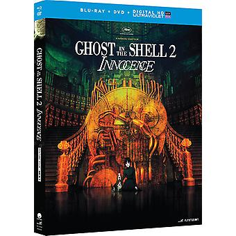 Ghost in the Shell 2: Innocence [Blu-ray] USA import