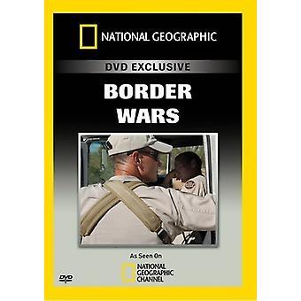 Border Wars [DVD] USA import