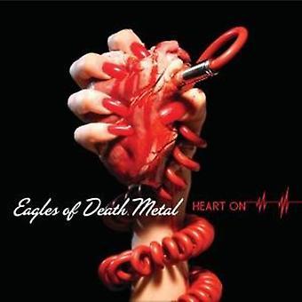 Eagles af dødsmetal - hjerte på [Vinyl] USA importerer