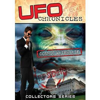 UFO Chronicles: Kosmisk Watergate [DVD] USA importerer
