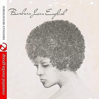 Barbara Engels Jean - Barbara Jean Engels [CD] USA importeren