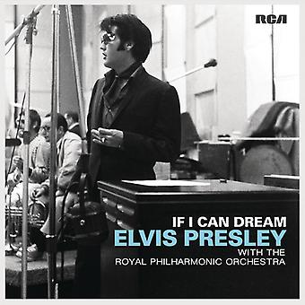 Elvis Presley - If I Can Dream: Elvis Presley with Royal Philharmo [Vinyl] USA import