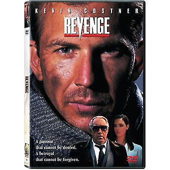 Revenge [DVD] USA import