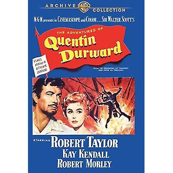 Quentin Durward [DVD] USA import