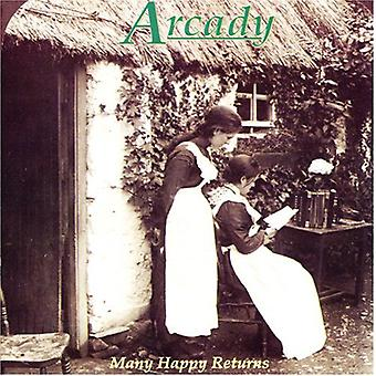 Arcady - Gefeliciteerd [CD] USA importeren