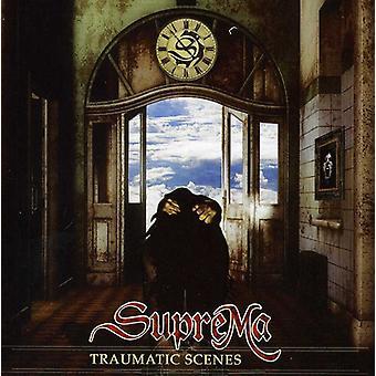 Suprema - traumatisk scener [CD] USA importerer