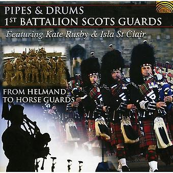 Pipes & Drums: From Helmand to Horse Guards - From Helmand to Horse Guards [CD] USA import