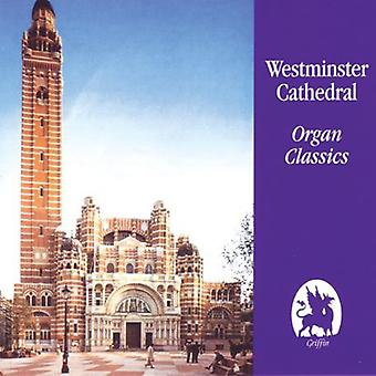 Westminster Cathedral - Westminister katedralen orgel Classics [CD] USA import