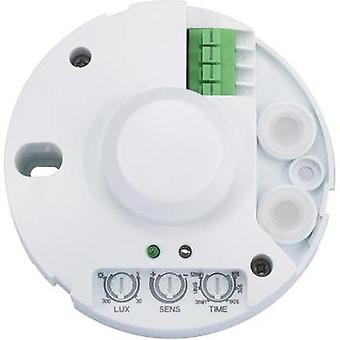 Ceiling, Structure HF motion detector Renkforce 1362921 360 ° Relay White IP20