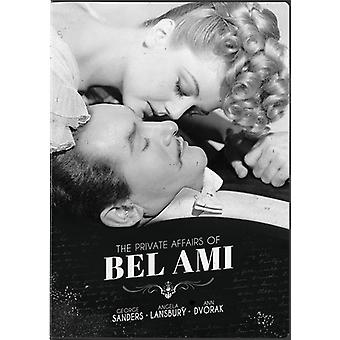 Private Affairs of Bel Ami [DVD] USA import