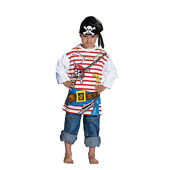 Pirate Costume shirt kids Pirate Costume T-Shirt