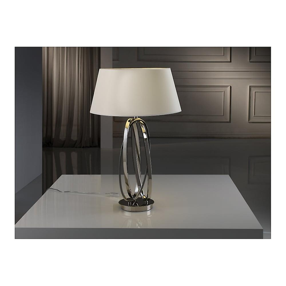 Schuller Ovalos Table Lamp, 1L, Nick