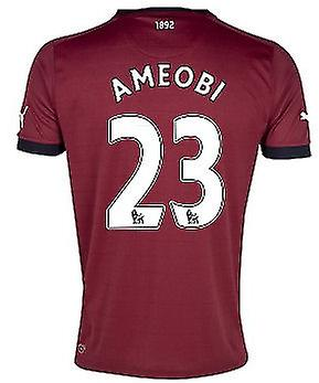 2012-13 Newcastle Puma Away Shirt (Ameobi 23)