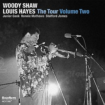 Shaw*Woody - Tour 2 [CD] USA import